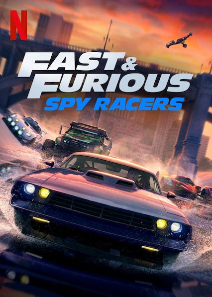 Fast & Furious Spy Racers (2019) Temporada 1 NF WEB-DL 1080p Latino