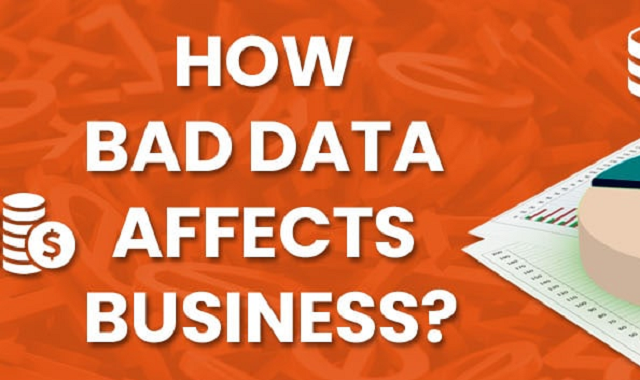 Impacts of bad data on business
