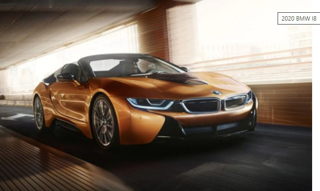 BMW i8 Discontinue
