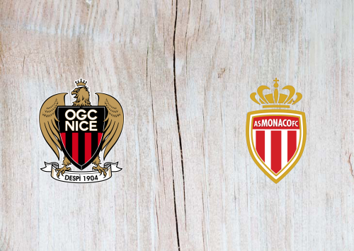 Nice vs Monaco -Highlights 08 November 2020
