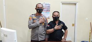 Kapolsek Somba Opu Aktiv Melaksanakan Pemantauan dan Edukasi Dalam Rangka PPKM