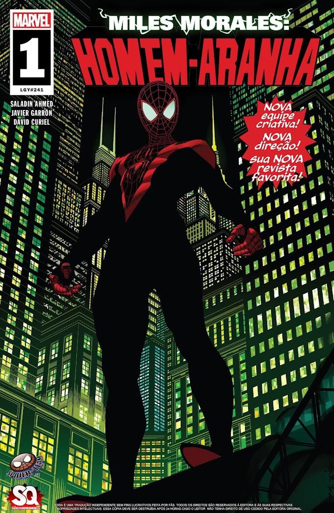 Miles Morales: Homem-Aranha Vol.1 (2019)