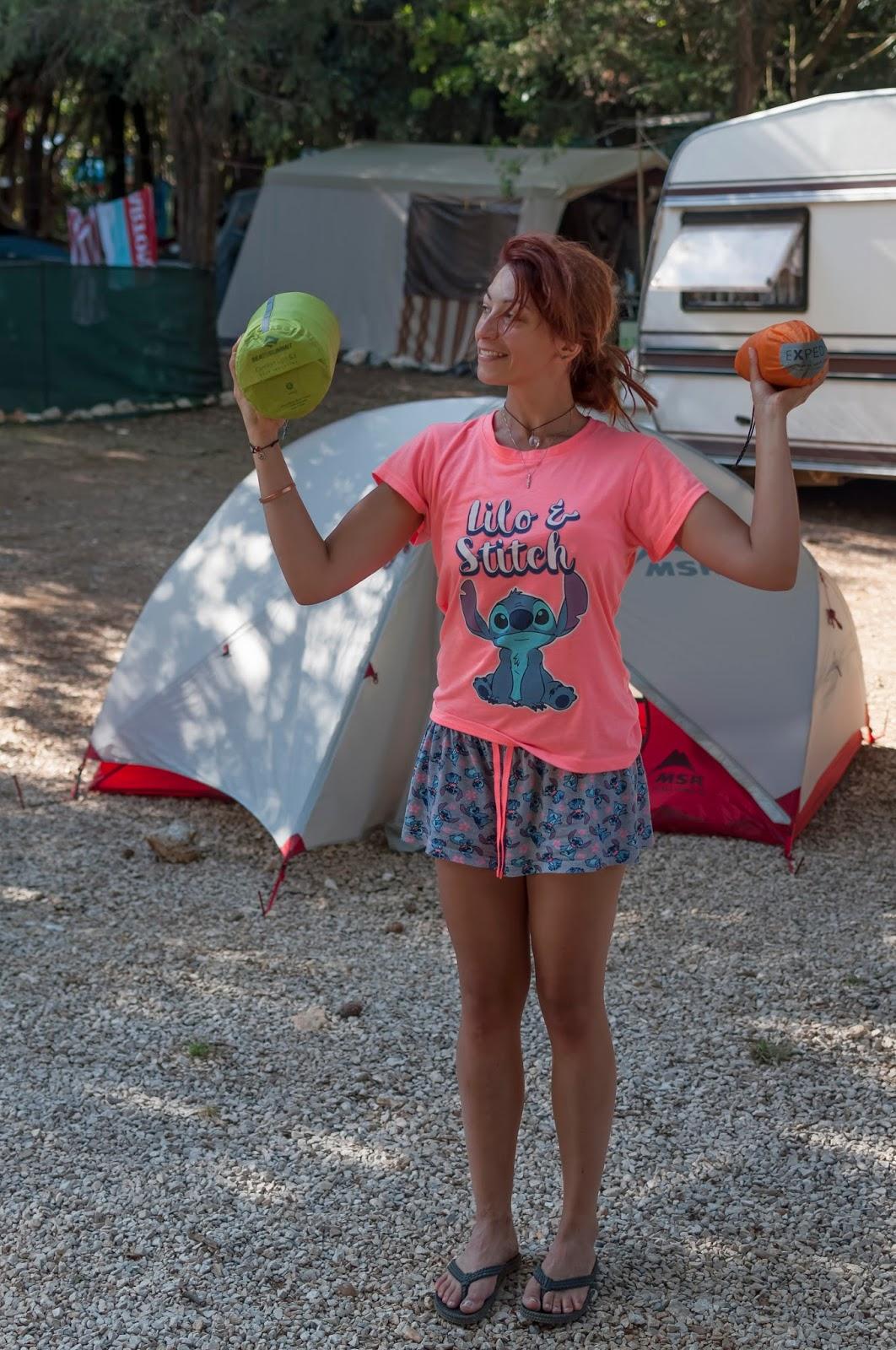 Matelas Tente Camping