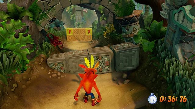 Uma das grandes surpresas da PlayStation Experience foi a reaparição de Crash Bandicoot, que mostrou sua remasterização com mais detalhes.