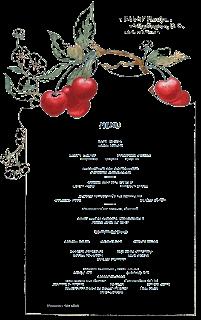 menú,recetas,carta restaurante,png,transfer,decoupage,brushes
