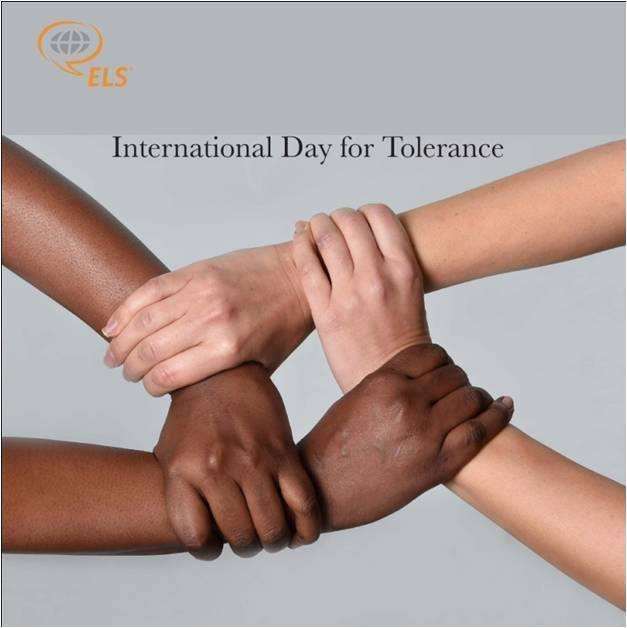 International Day For Tolerance Wishes Sweet Images