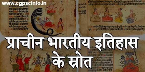 Source of Ancient Indian History in Hindi PDF | प्राचीन भारतीय इतिहास के स्रोत पूरी जानकारी Hindi में