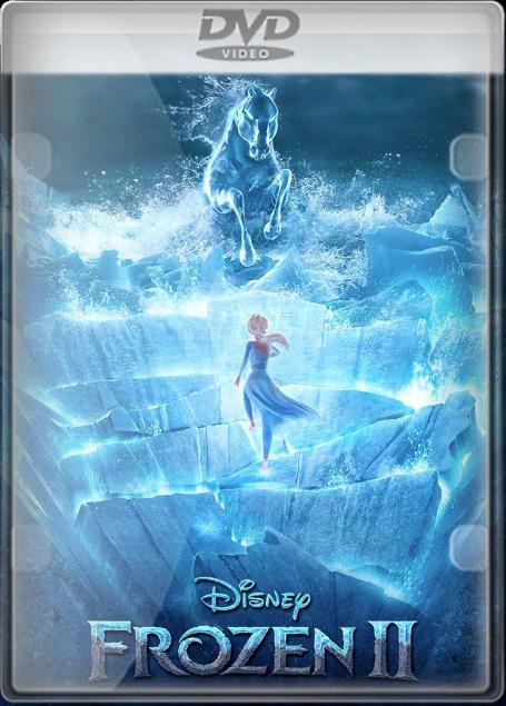 Frozen 2 (2019) DVD5 LATINO/INGLES