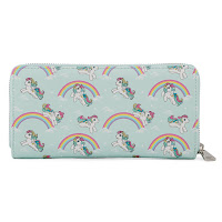 My Little Pony Loungefly Starshine Rainbow Zip-Around Wallet