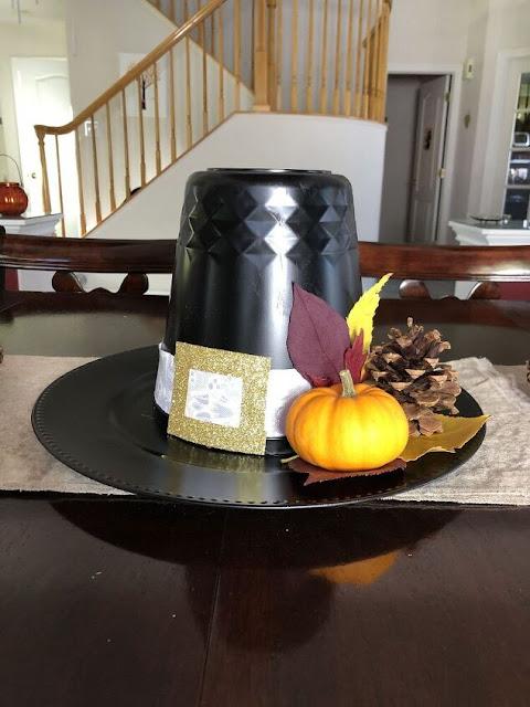 Thanksgiving-centerpiece-pilgrim-easy-fast-cute