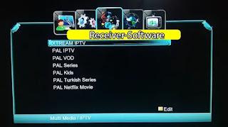 Magnum 7100 1506t 512 4m New Ecast & Safari Tv Pro Option