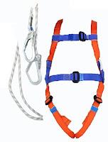 sabuk dan tali pengaman