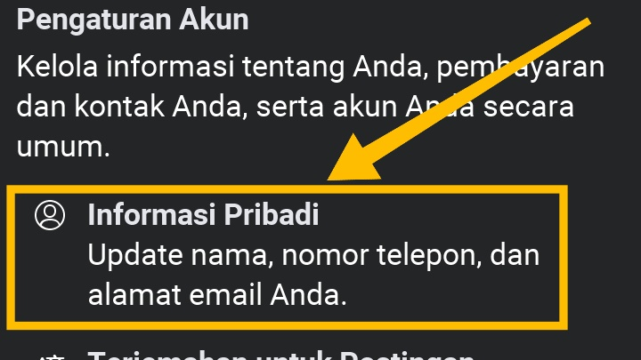 mencari alamat email lewat no hp