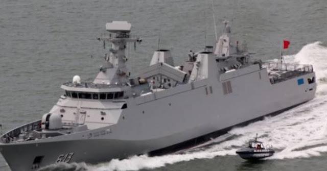 البحرية الملكية تحبط عملية لتهريب المخدرات