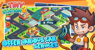 Tiny Station 2 Mod Apk v1.0.7 Unlimited Money/Diamonds