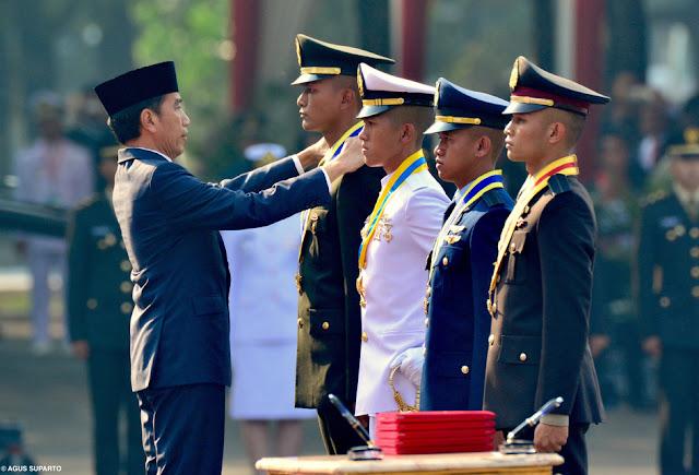 Penerimaan Calon Perwira Prajurit Karir TNI 2020.