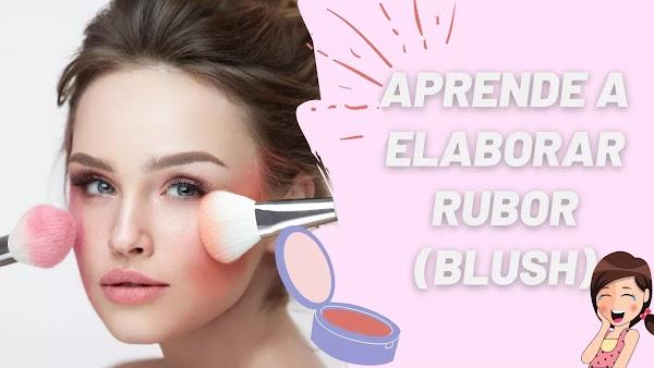 ▷ Cómo hacer blush o rubor orgánico | Ingredientes y Preparación