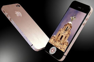 Hughes iPhone 4 Diamond Rose Edition