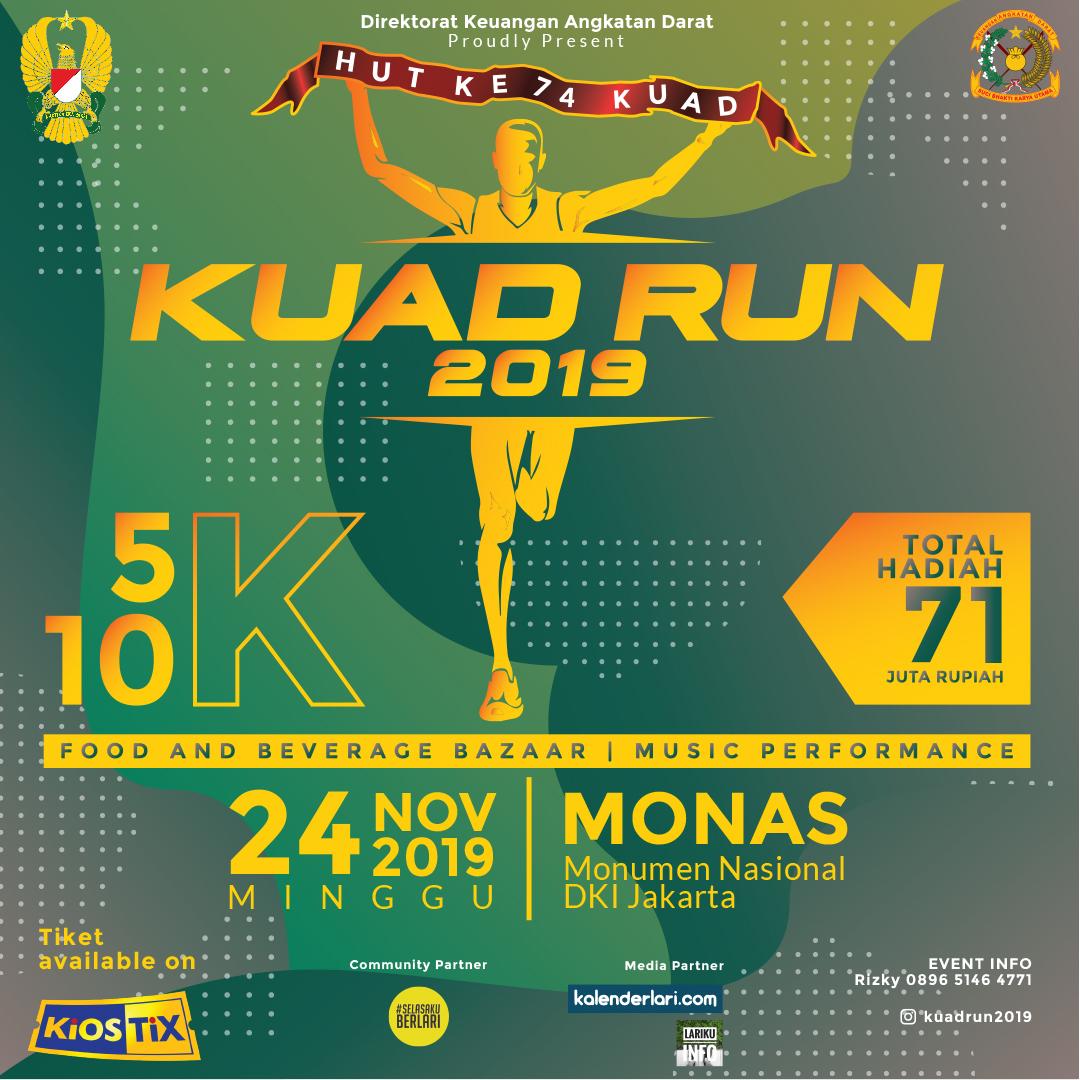 Kuad Run • 2019