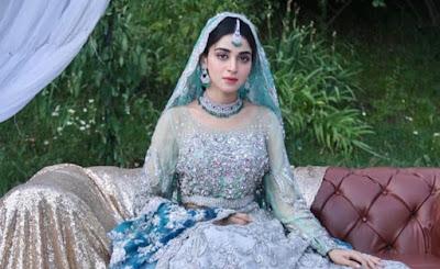 Biodata Anmol Baloch Pelakon Drama Sara Sajeeda