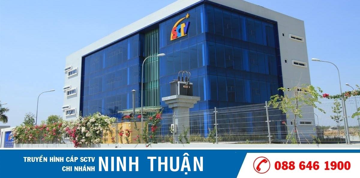 SCTV Ninh Thuận - Đơn vị lắp đặt truyền hình cáp + Internet SCTV ở Ninh Thuận