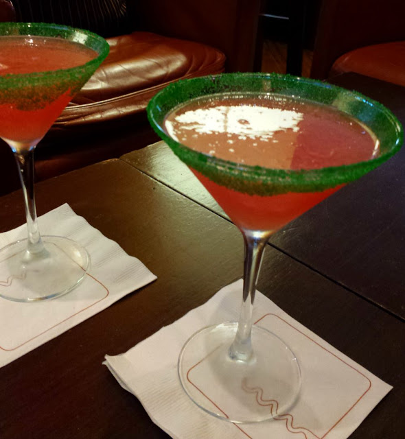The Grand Hyatt Washington D.C Watermelon Martini Recipe