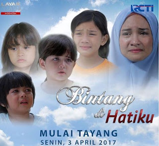Download Mp3 Terbaru Bintang OST/Soundtrcak Sinteron Film Bintang di Hatiku RCTI (Romaria - Mama Kaulah Bintang)