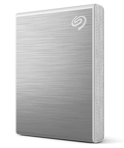 Seagate STKG2000401 One Touch 2TB External SSD