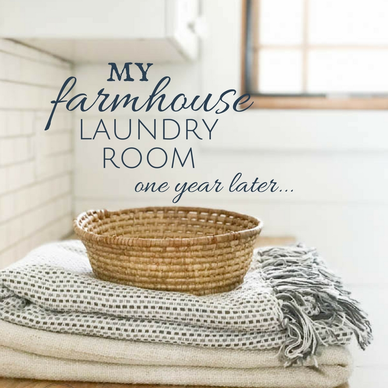 Farmhouse Laundry Room by Twelve On Main, featured at Knick of Time