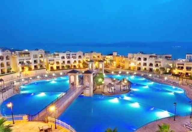 أفضل فنادق فنادق البحر الميت سعرا ومستوي خدمة