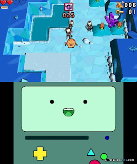 Free Download Adventure Time: Explore the Dungeon Because I Don't Know 3DS CIA Single Link