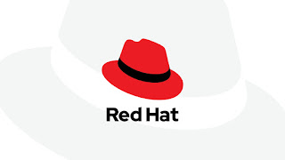 logo red hat linux