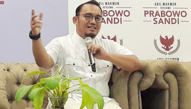 Dahnil Ceritakan Pencoretan BW-Koordinator ICW dari Panelis Debat Capres