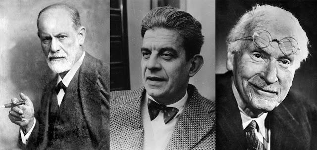Resultado de imagem para Freud, Lacan e Jung