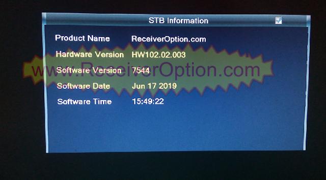 ALI3510C HW102.02.003 HD RECEIVER CLINE & TEN SPORTS OK NEW SOFTWARE