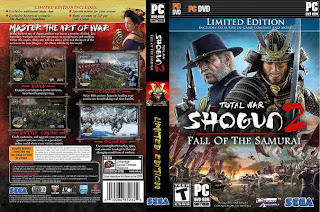Total War Shogun 2 Fall of the Samurai CD Key