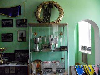 Дибровка. Конный завод. Музей