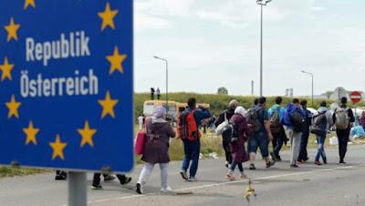 Austria, inmigración, inmigrates, ilegales, refugiados, islam