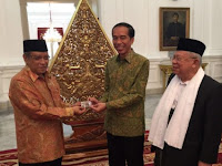 Presiden Jokowi Sudah Miliki E-Kartanu