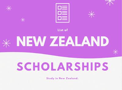 منح نيوزيلندا للطلاب الدوليين 2021 | ممول بالكامل