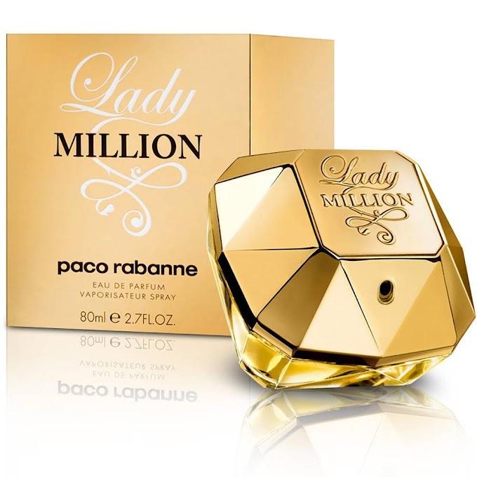 Kobiecy luksus- Perfumy.