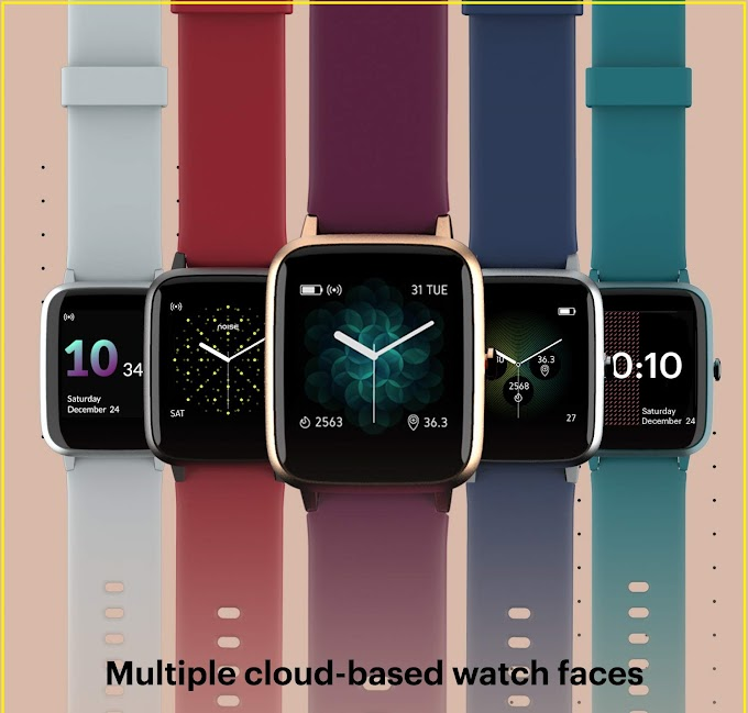 Noise Color fit Pro 2 Full Touch Control Best Smart Watch