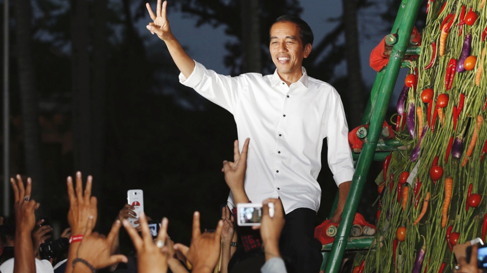 Bantah Dirinya Antek Asing, Jokowi Sampaikan Tiga Bukti Ini