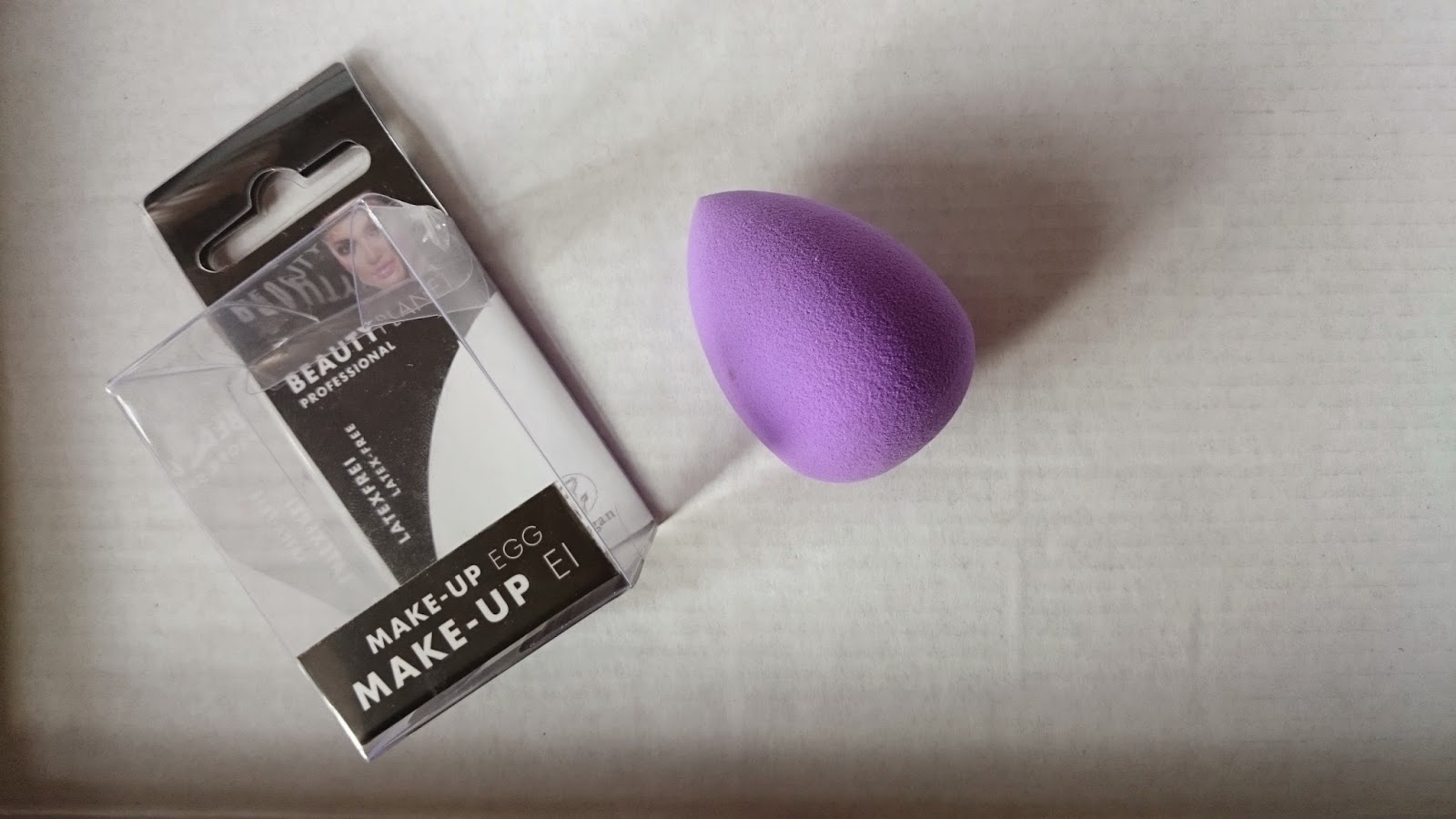 Jak Beauty Blender, czyli Make-Up Egg  od Beauty Planet
