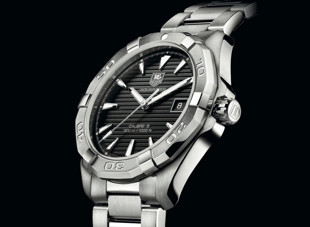 Aquaracer 300m Calibre 5 Automatic 40.5mm