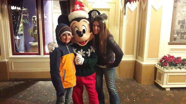 Disneyland, na California