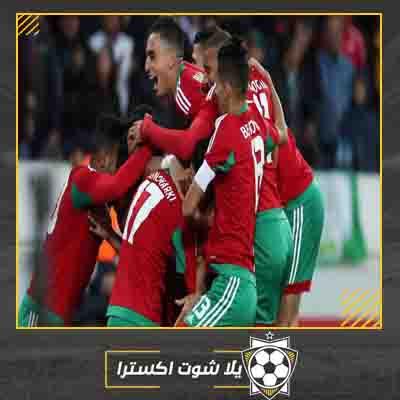 مباشر مباراة المغرب وليبيا