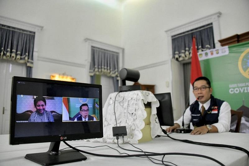 Ceu Popong Apresiasi Upaya Pemda Provinsi Jabar Tanggulangi COVID-19