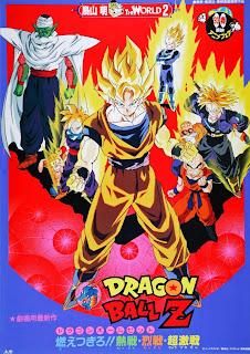 Descargar Dragon Ball Z La pelea de los tres Saiyajins Mega y Mediafire