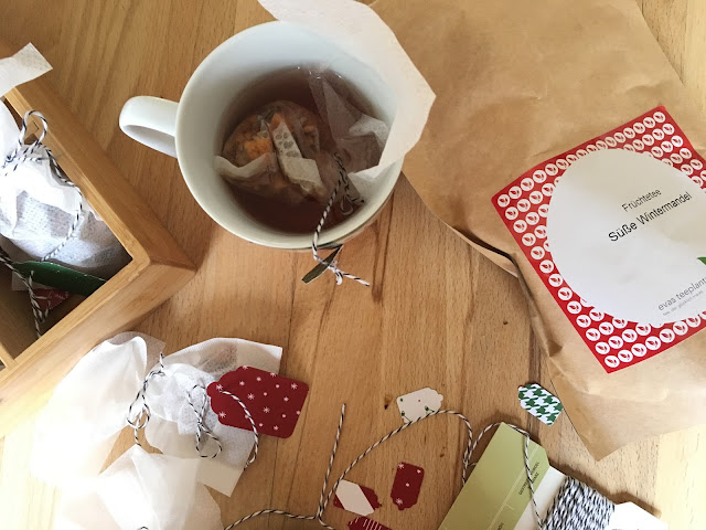 Teebeutel selber machen